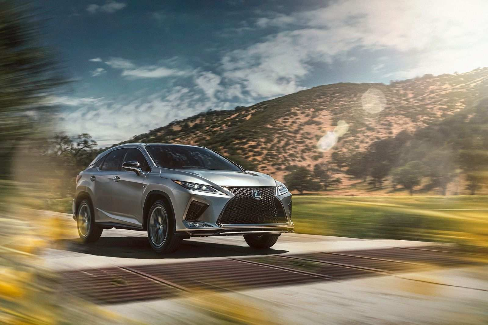 71 Best When Will The 2020 Lexus Rx Be Released Concept