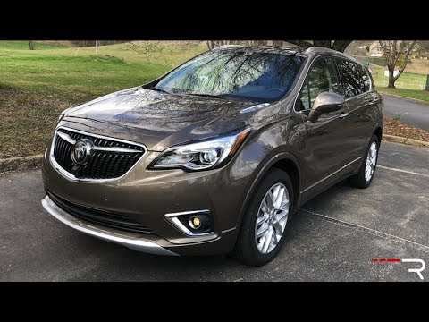71 New 2019 Buick Envision Release