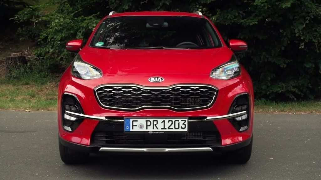 71 New 2019 Kia Redesign Review And Release Date