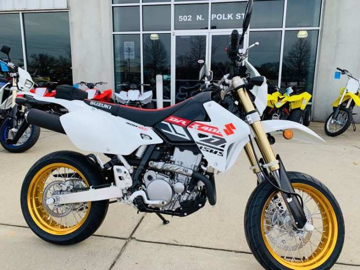 71 New 2019 Suzuki Drz400Sm Concept And Review
