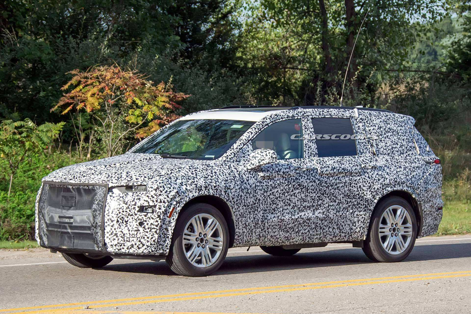 71 New 2020 Cadillac Escalade Spy Photos Rumors