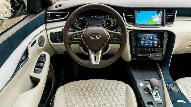 71 New 2020 Infiniti Interior Spesification