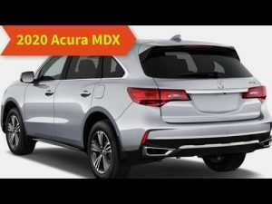 71 New Acura Mdx 2020 Redesign Overview