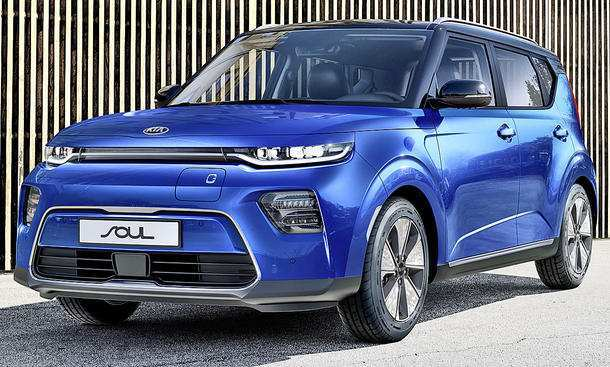 71 New Kia E Soul 2020 Price Performance