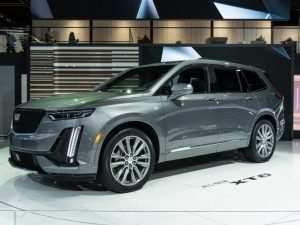 71 New Pictures Of 2020 Cadillac Xt6 Redesign and Concept