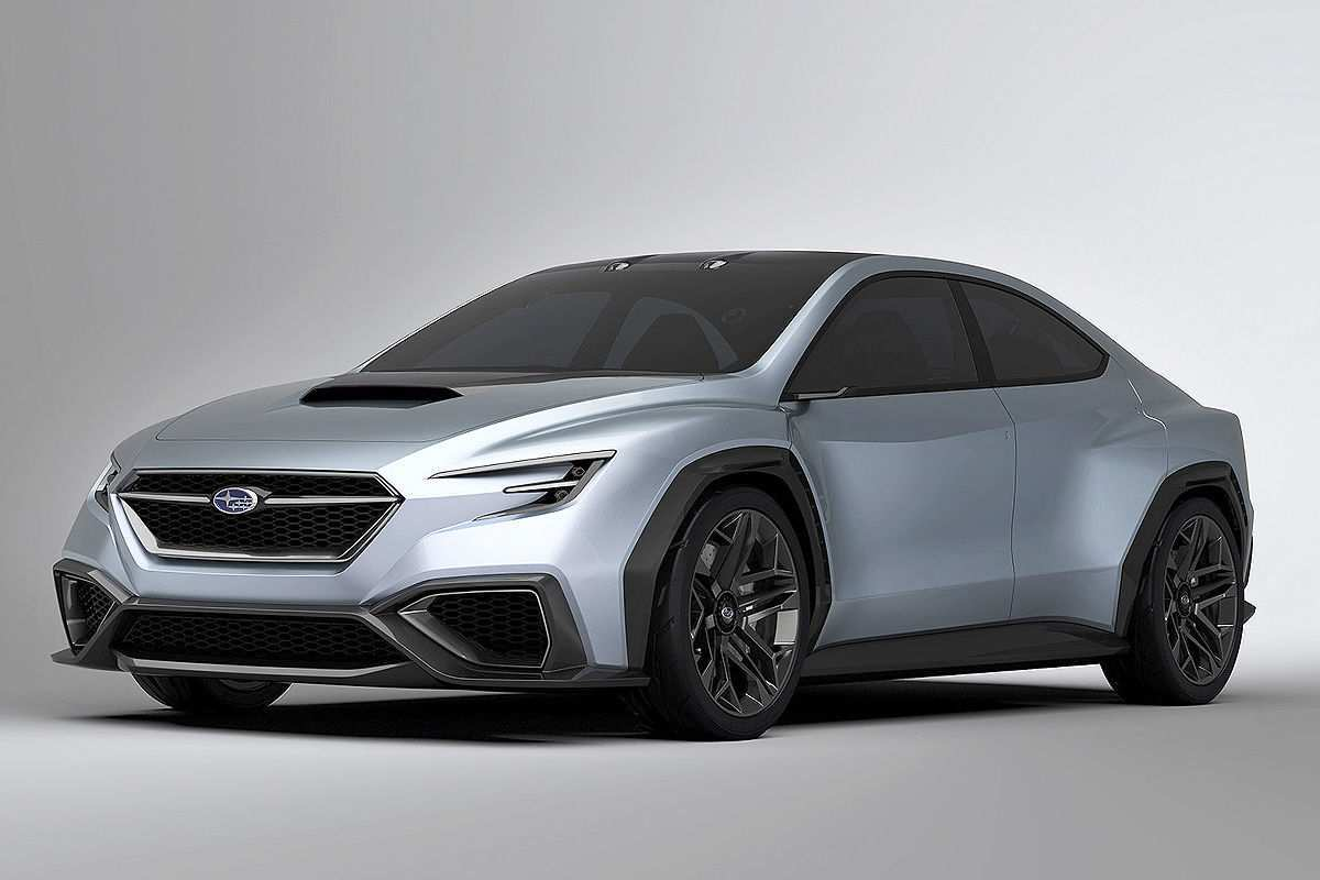 71 New Subaru Wrx Sti 2020 Concept Exterior and Interior