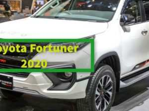 71 New Toyota New Fortuner 2020 Price and Review