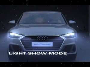 2019 Audi A7 Headlights