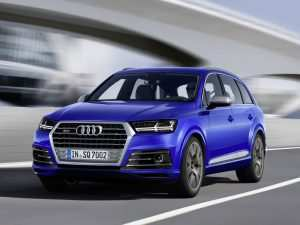 71 The 2019 Audi Q7 Facelift Concept and Review