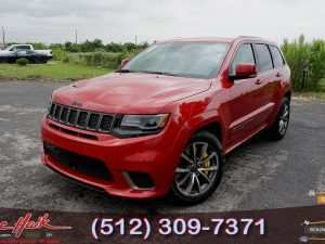 71 The 2019 Jeep Trackhawk Research New
