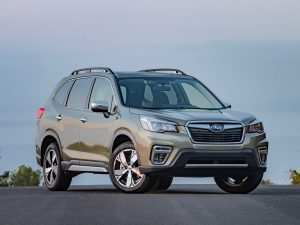 71 The 2019 Subaru Suv New Concept