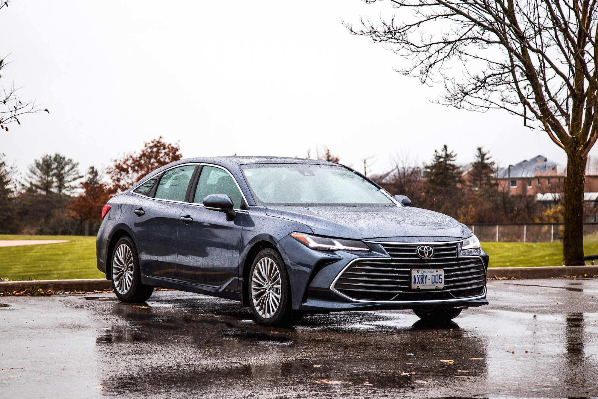 71 The 2019 Toyota Avalon Review Interior