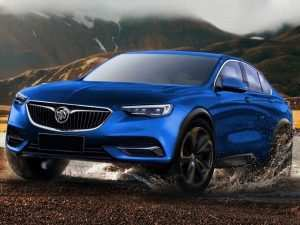 71 The 2020 Buick Enspire Review and Release date