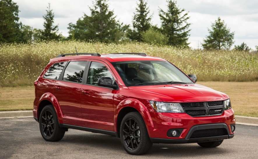 71 The 2020 Dodge Journey Spy Photos History