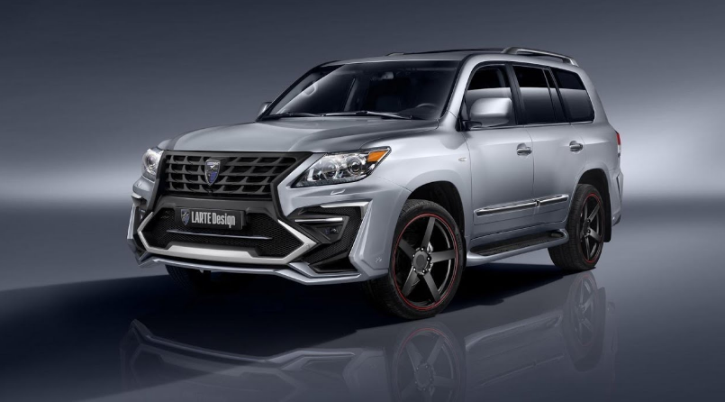 71 The 2020 Lexus Gx Images