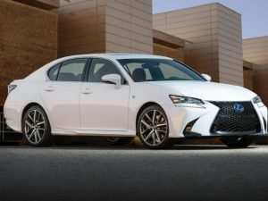71 The 2020 Lexus Lineup Model