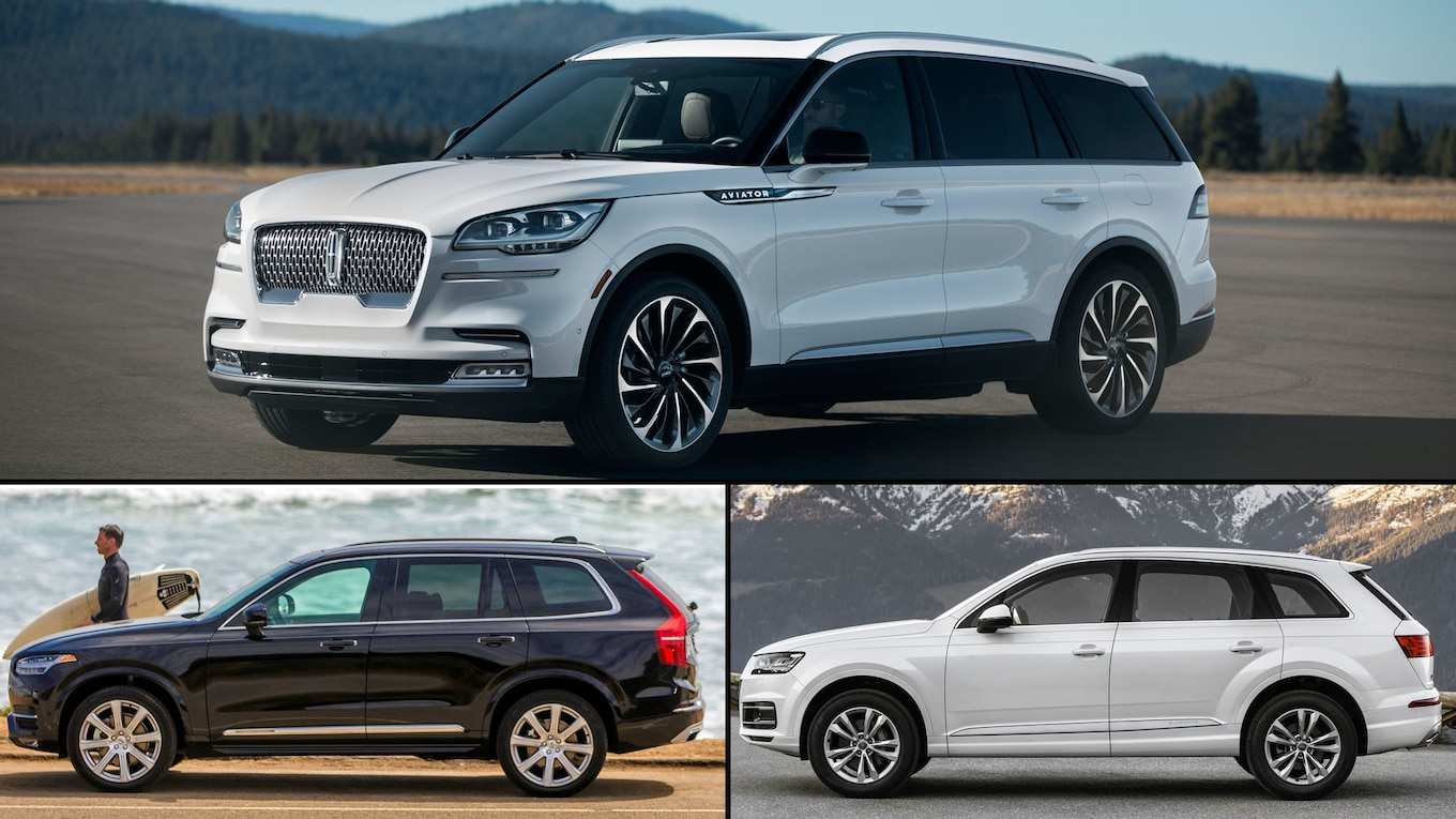 71 The 2020 Lincoln Aviator Vs Buick Enclave Concept And Review