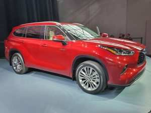 71 The 2020 Toyota Kluger Prices