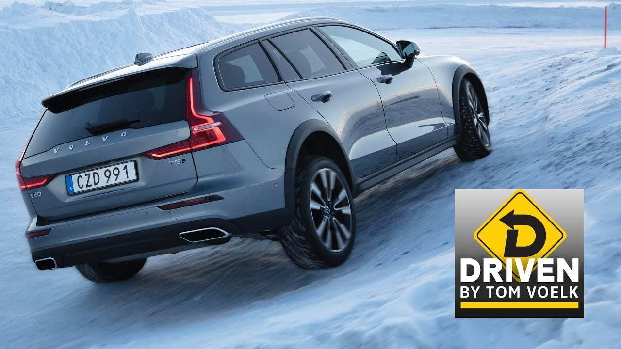 71 The 2020 Volvo V60 Cross Country Review New Review