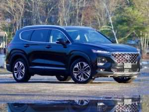 71 The Best 2019 Hyundai Santa Fe Test Drive Price and Release date