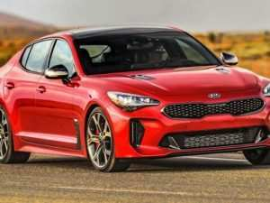 71 The Best 2019 Kia Stinger Gt Specs First Drive