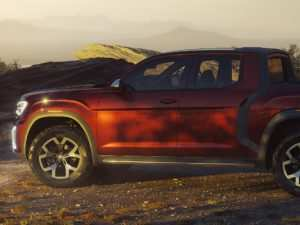 71 The Best 2019 Volkswagen Pickup Truck Photos