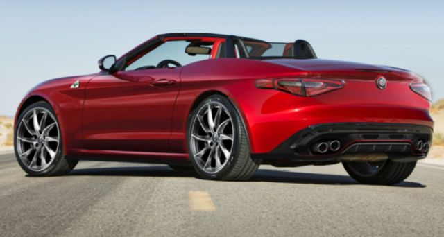 71 The Best 2020 Alfa Romeo Spider Specs And Review