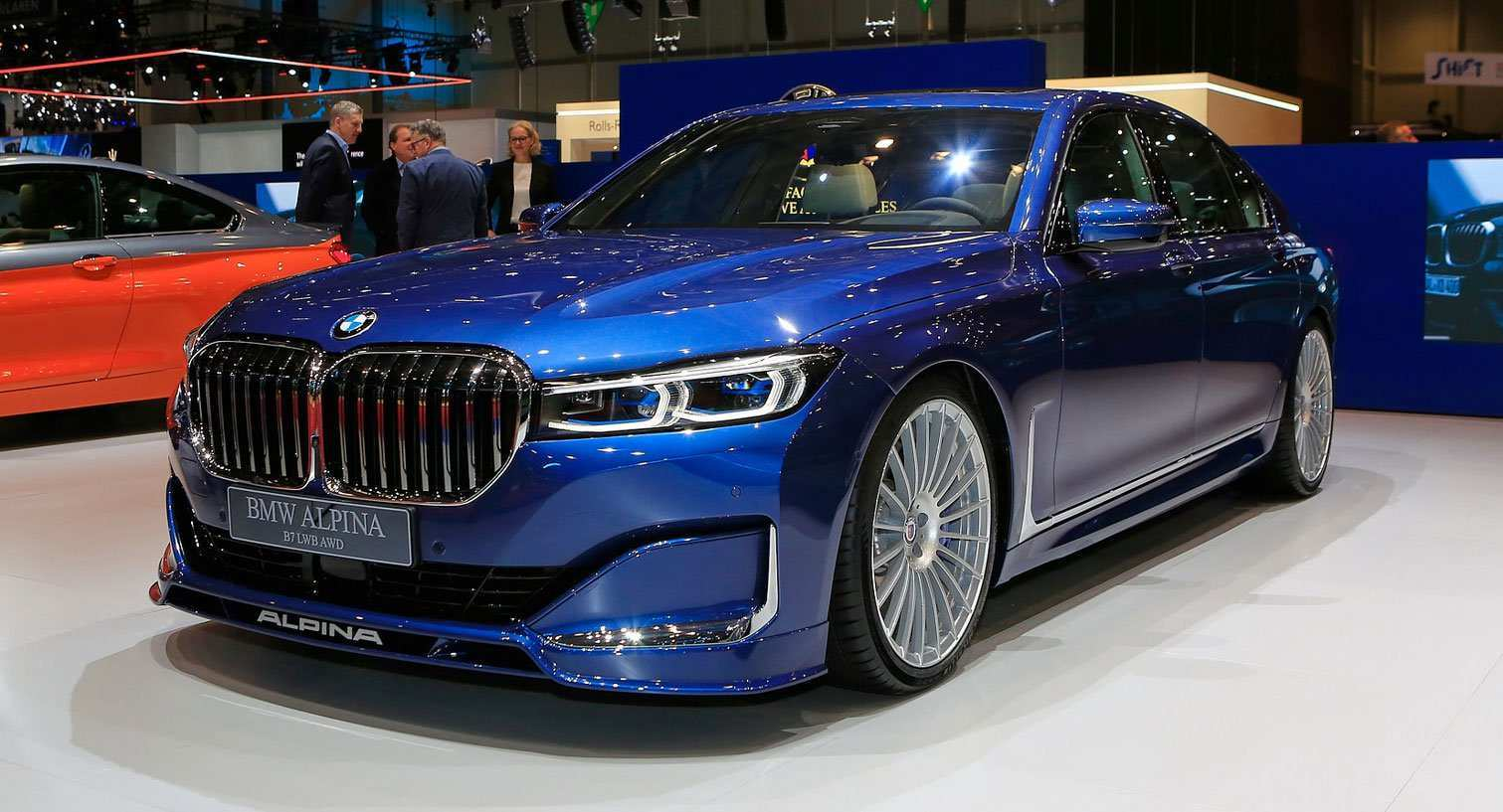 71 The Best BMW Alpina B7 2020 Prix New Model And Performance