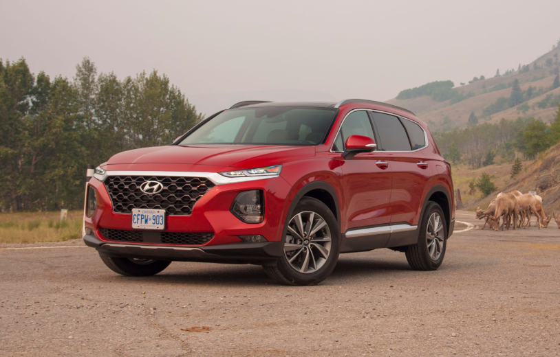 71 The Best Hyundai Santa Fe 2020 Redesign