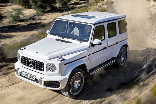 71 The Best Mercedes 2019 G Wagon First Drive