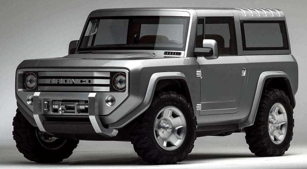 71 The Best Pictures Of The 2020 Ford Bronco Specs