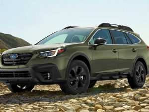 71 The Best Subaru Usa 2020 Outback Review and Release date