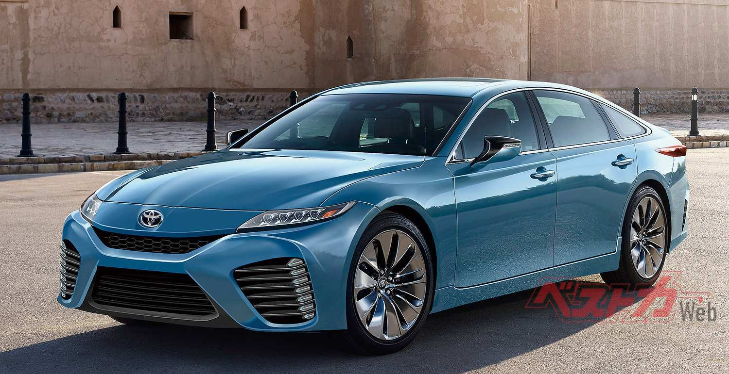 71 The Best Toyota Mirai 2020 Performance And New Engine