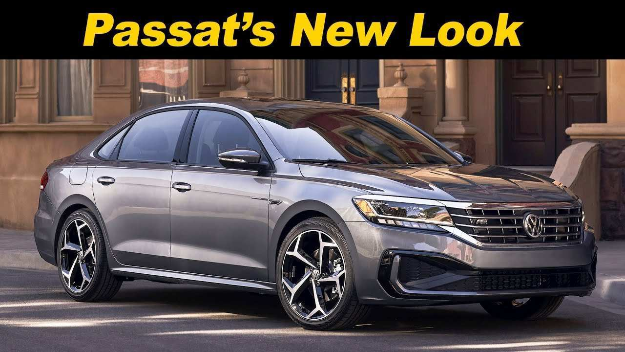 71 The Best Volkswagen Passat New Model 2020 Redesign and Concept