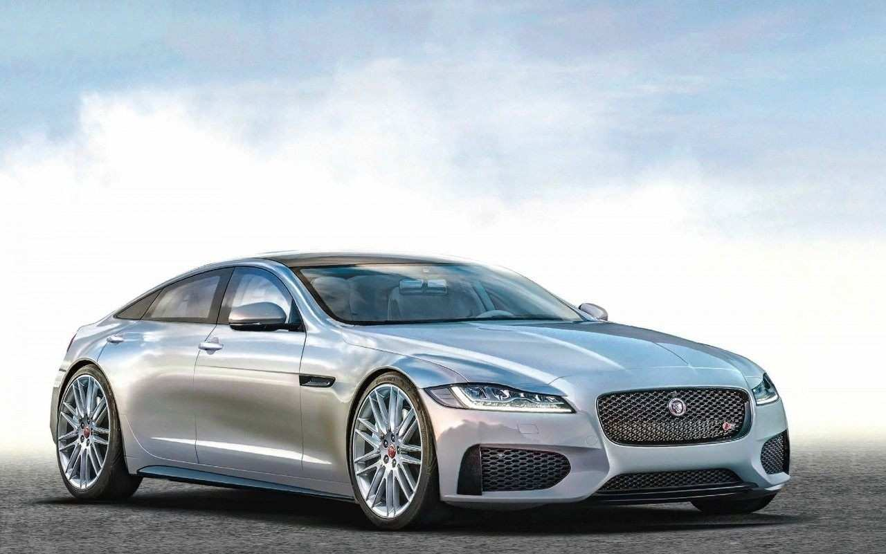71 The Jaguar Xj Coupe 2019 Redesign And Concept