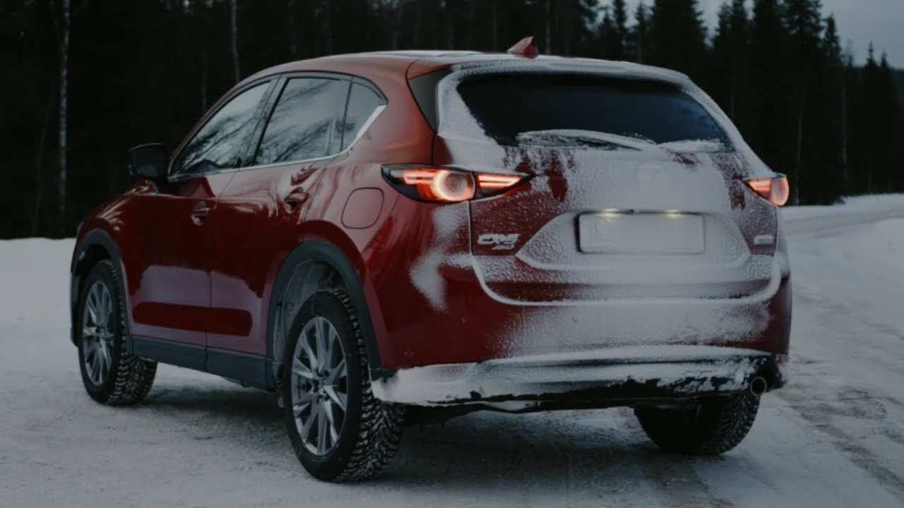 71 The Mazda Cx 5 2020 Performance And New Engine