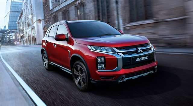 71 The Mitsubishi Terbaru 2020 Redesign And Review