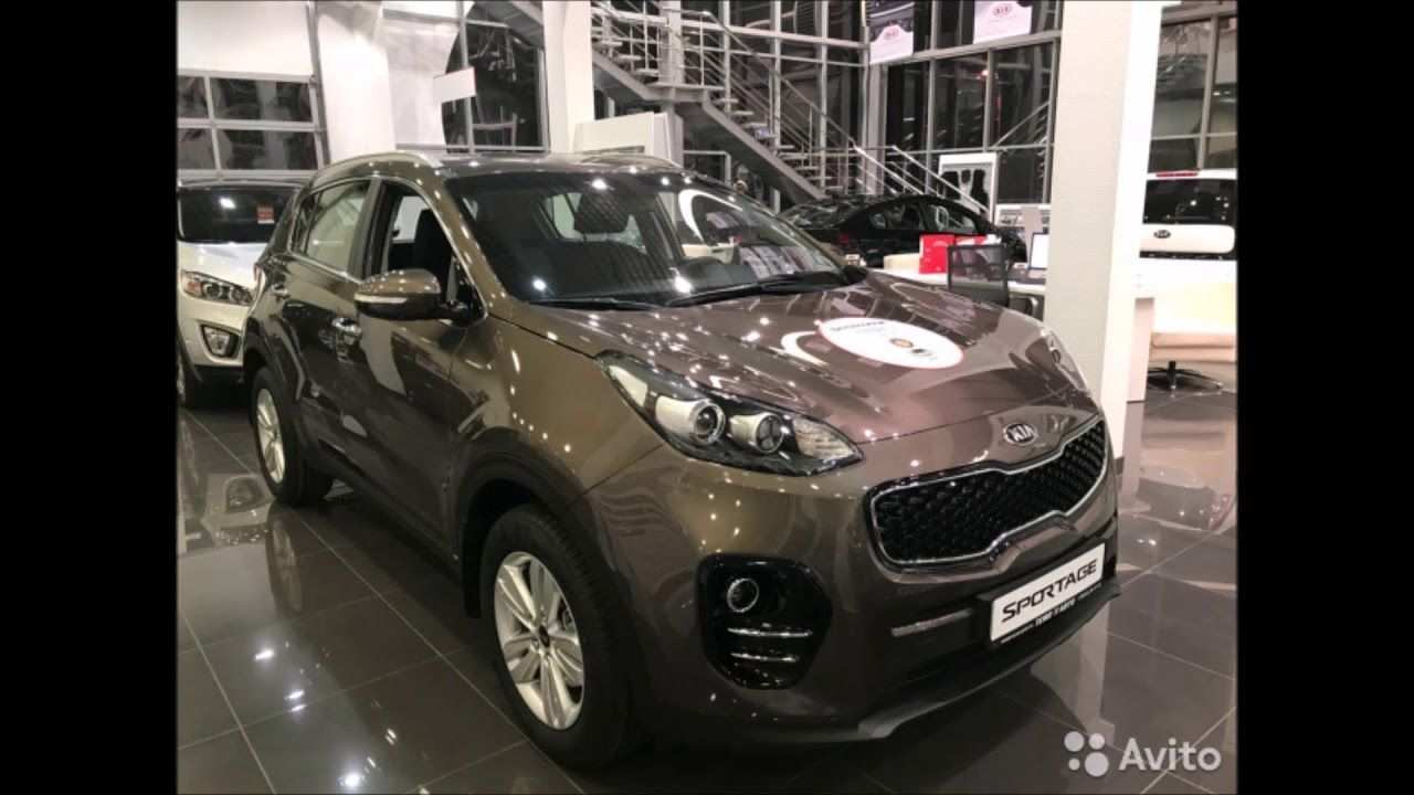 71 The New Kia Sportage 2020 Youtube Spesification