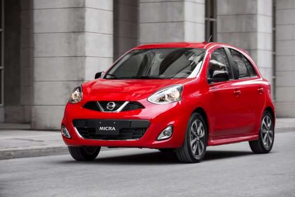 71 The Nissan Micra 2020 Canada Performance