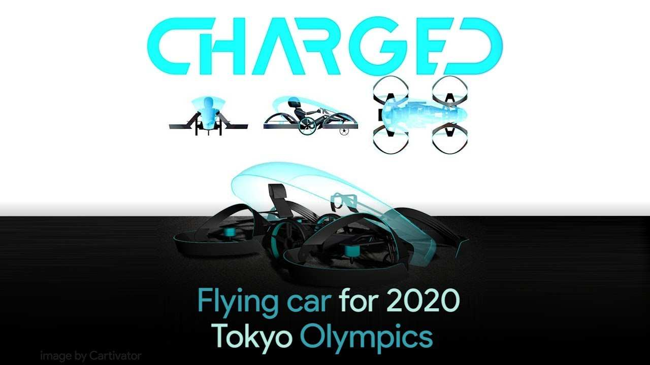 71 The Toyota 2020 Olympics Redesign