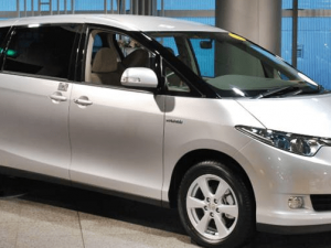 71 The Toyota Estima 2019 Redesign and Review