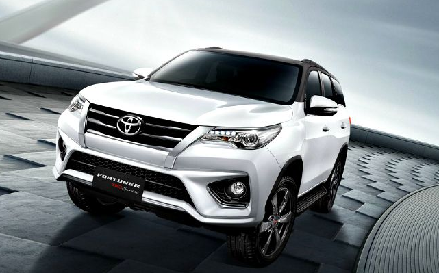 71 The Toyota Fortuner 2020 Rumors