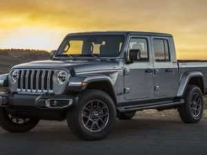 71 The When Is The 2020 Jeep Gladiator Coming Out Configurations