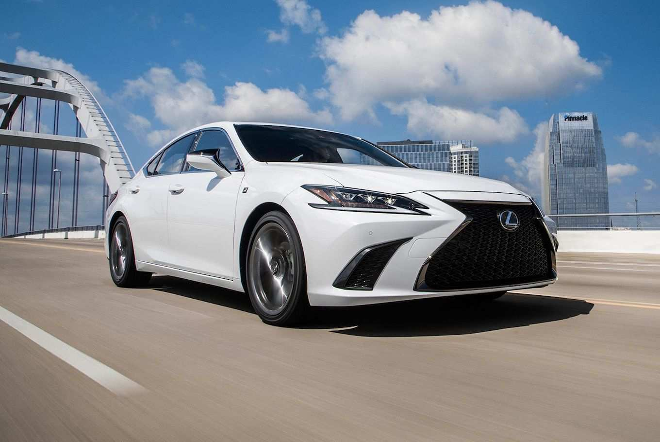 71 The When Lexus 2019 Come Out Exterior And Interior