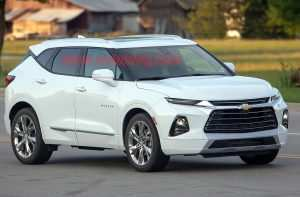 72 A 2019 Chevrolet Pictures History