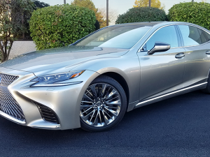 72 A 2020 Lexus Ls 500 V8 Redesign and Review