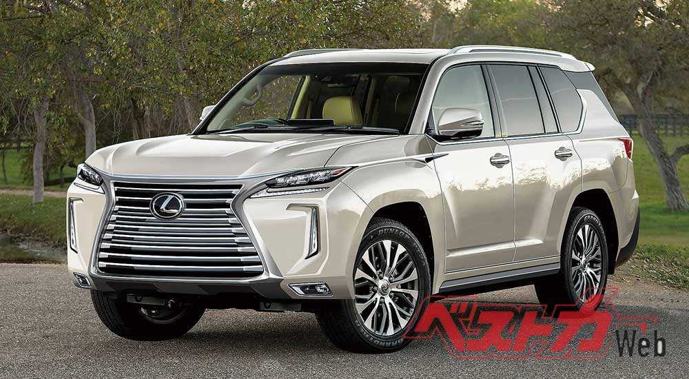 72 A 2020 Lexus Lx 570 Release Date Research New