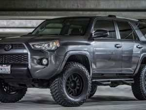 72 A 2020 Toyota 4Runner History