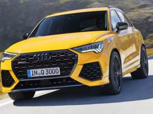 72 A Audi Sq3 2020 Specs and Review