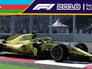 72 A Renault 2020 F1 Speed Test
